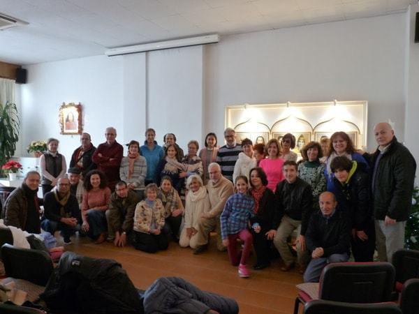 Buscando a Dios unidos centro SRF Madrid
