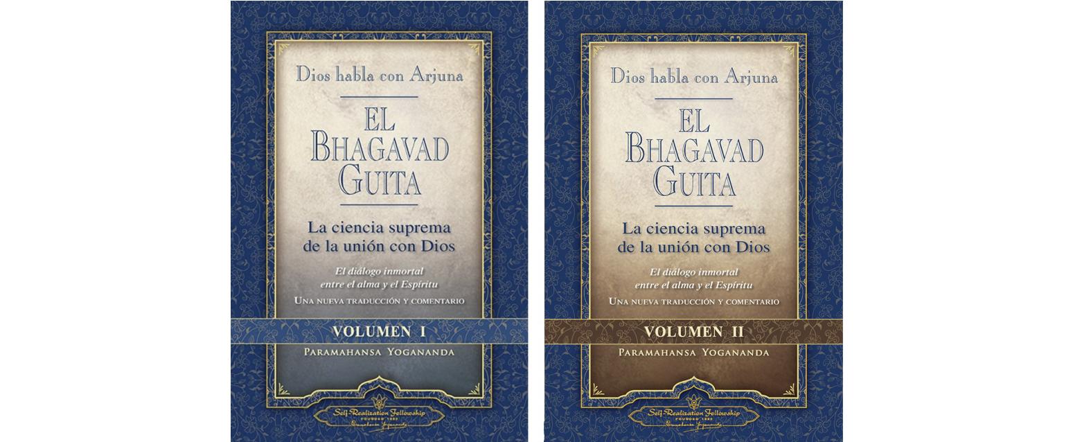 El Bhagavad Guita I y II
