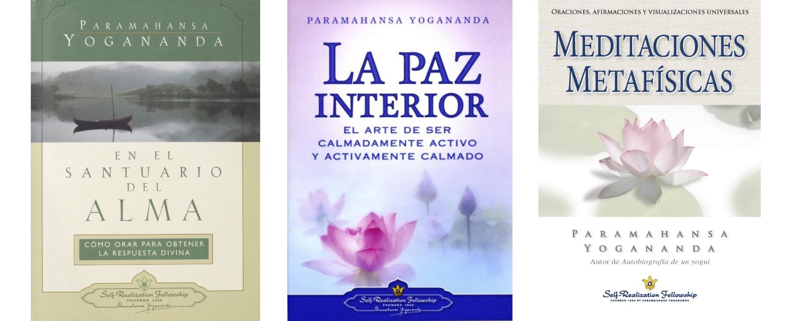 En el santuario del alma, La paz interior y Meditaciones metafísicas