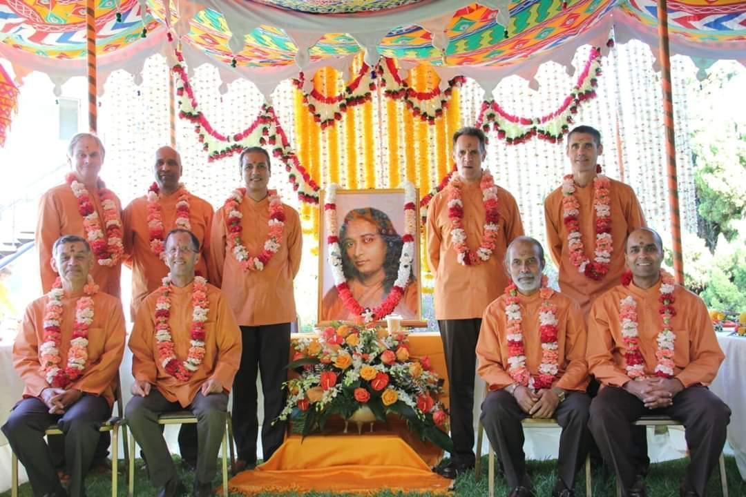 Ceremonia de votos Swami